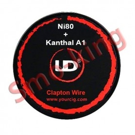 Youde Ni80+kanthal A1 22ga+32ga 0.64mm 5ml