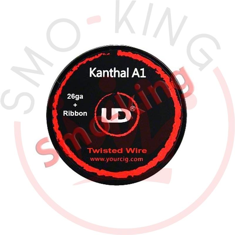 Youde Kanthal A1 26ga+ribbon 0