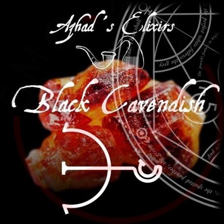Azhad's Elixirs Pure Black Cavendish Aroma 10ml
