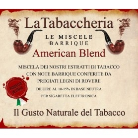 TOBACCO American Blend Flavour 10ml
