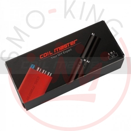 COIL MASTER Your Diy Expert 6-In-1 V4 Kuro Coil Jig