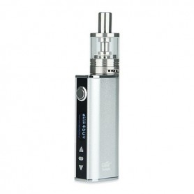ELEAF Istick 40watt 2600mah Tc Full Kit With Gs Tank Silver