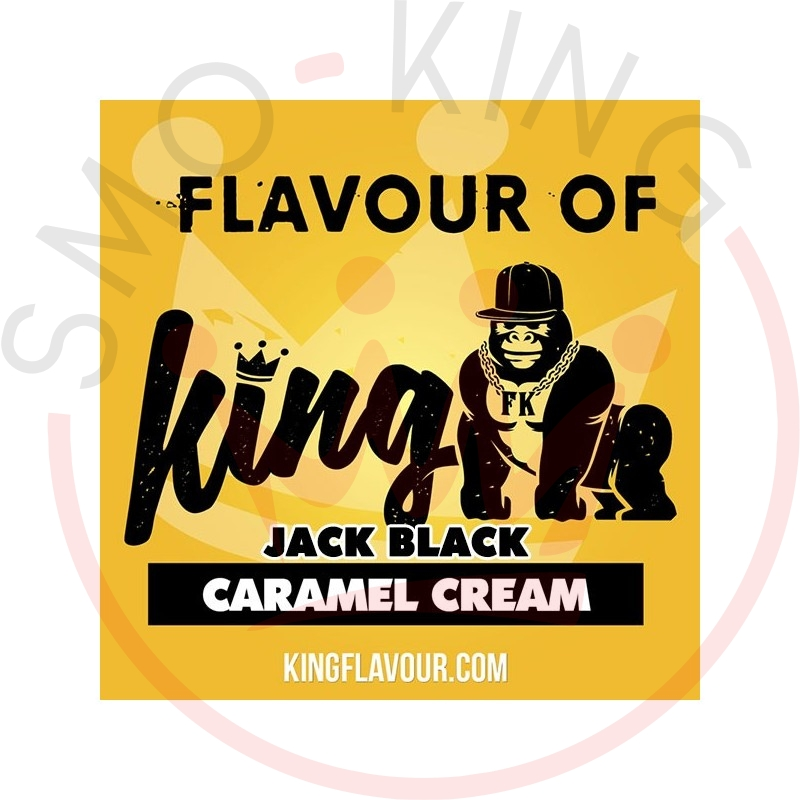 King Kong Jack Black Caramel Cream Aroma 10ml