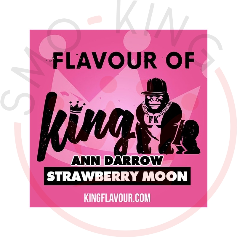 King Kong Ann Darrow Strawberry Moon King Aroma 10ml