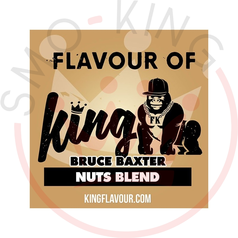 King Kong Bruce Baxter Nuts Blend Aroma 10ml