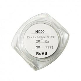 Resistance Wire Ni200 20ga 9ml