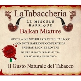 La Tabaccheria Balkan Mixture Aroma 10ml