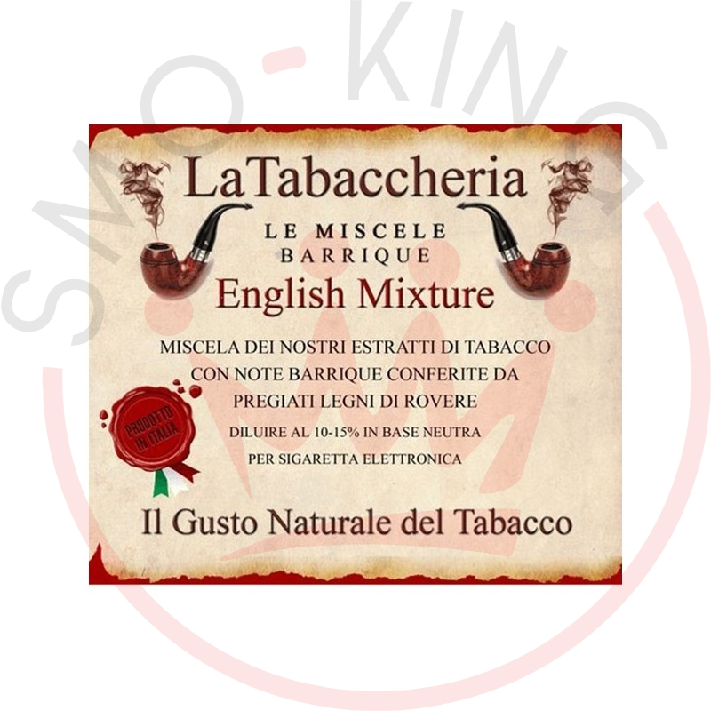 La Tabaccheria English Mixture Aroma 10ml
