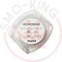 Resistance Wire Nichrome I80 22ga 9ml
