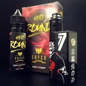 Super Flavor D77 Round 0 mg Danielino 77  50ml+10ml Mix&Vape