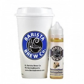 Brew Co. Barista Cinnamon Glazed Blueberry Scone 0 mg 50ml+10ml Mix Series