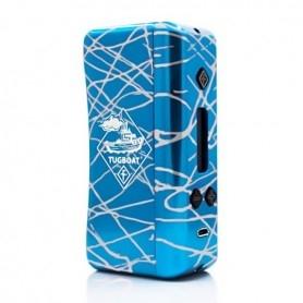 Tuglyfe Dna 250w Box Mod Blue/silver