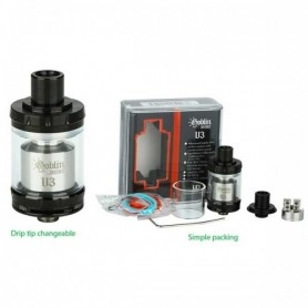 Youde Goblin Mini V3 Rta Atomizer 2ml Black