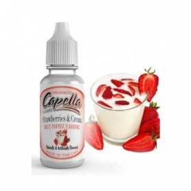 Capella Flavors Aroma Strawberries And Cream 13ml