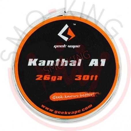 Geekvape Tape Wire Kanthal A1 26ga 10ml