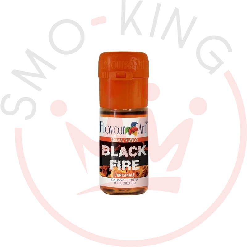 FLAVOURART-Black Fire Aroma 10ml