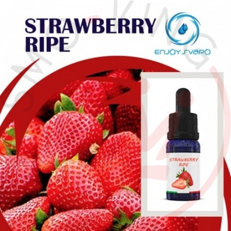Enjoysvapo Strawberry Ripe Flavour 10ml