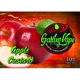Galaxy Vape Apple Custard Flavour 10ml