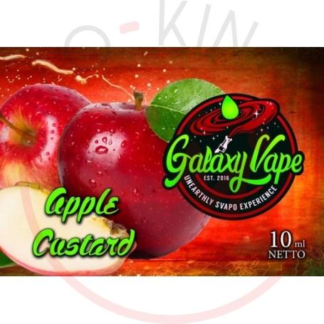 Galaxy Vape Apple Custard Flavour 10ml