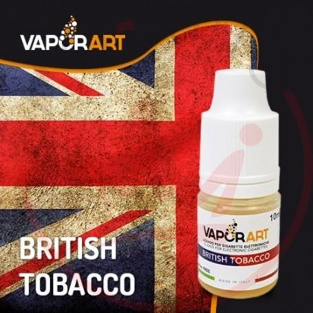 VAPORART British Tobacco  0 mg Liquid Ready 10ml