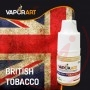 Vaporart British Tobacco Liquido Pronto 10ml 0 mg