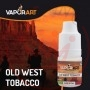 Vaporart Old West Tobacco Liquido Pronto 10ml 0 mg