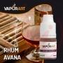 Vaporart Rhum Havana Liquido Pronto 10ml 0 mg