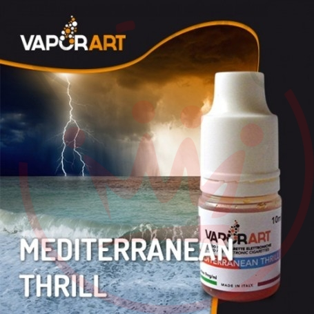 Vaporart Mediterranean Thrill Liquido Pronto 10ml 0 mg
