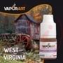 Vaporart West Virginia 10 ml Liquido Pronto Nicotina