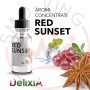 Delixia Red Sunset Aroma 10ml