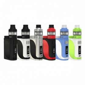 Eleaf Kit Istick Pico 25 With Atomizer Ello Silver Black