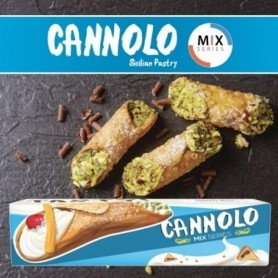 Sicilian Pastry Cannolo Aroma 20ml Mix