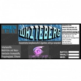 Twisted Whiteberg Aroma 10ml