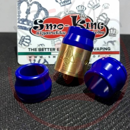 Custom Vapes 528 Chubby Blu Derlin 22 Per Goon