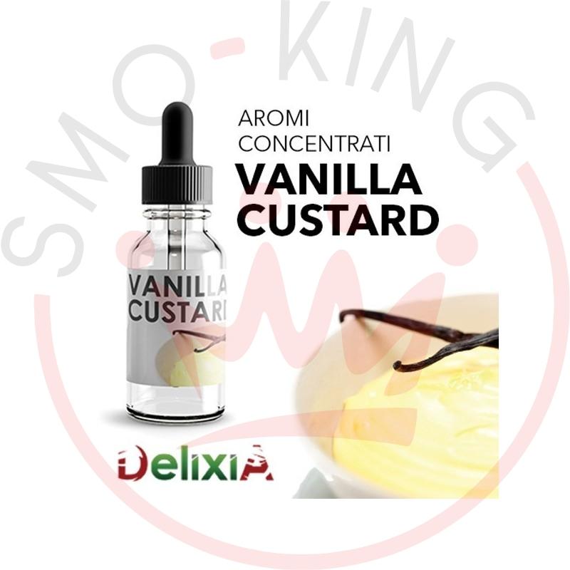 Delixia Vanilla Custard Aroma 10ml