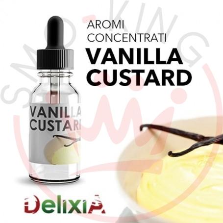 DELIXIA Vanilla Custard Flavour 10ml