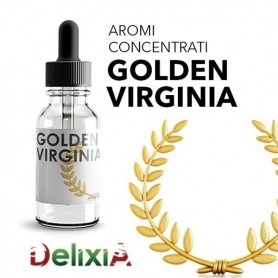 DELIXIA Golden Virginia Flavour 10ml