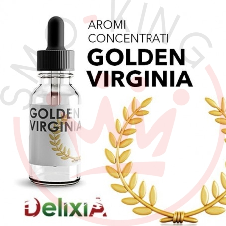 Delixia Golden Virginia Aroma 10ml