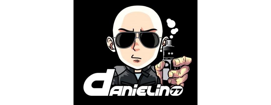 Liquidi sigarette elettroniche Danielino 77 youtuber round svapo ecig