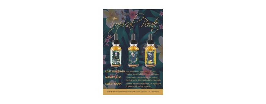 40ml mix eliquids by tropical pirate on smo-king shop for your ecig