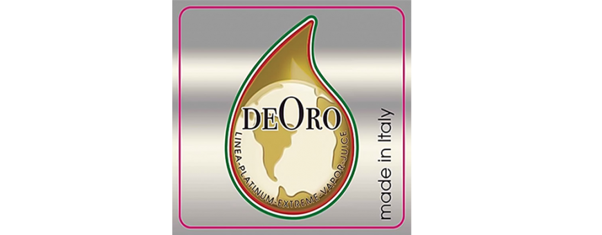 Liquids for electronic cigarettes Deoro is a company that manufactures