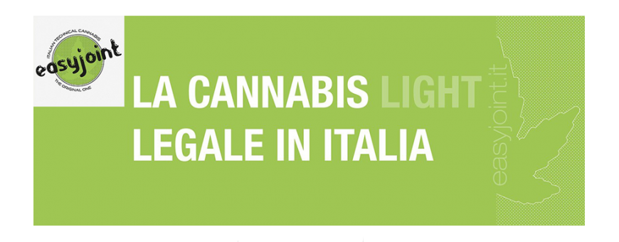 Easyjoint first Cannabis Light Law in Italy Grow Hydroponic Shop