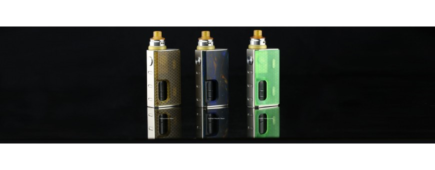 Box Mod Bottom Feeder Luxotic Bf Box Mod Vapers Smo-kingshop.it