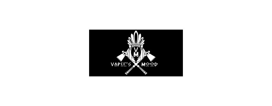 Vaper's Mood di Gani Totem Chanupa Vapers Vape Smo-kingshop.it