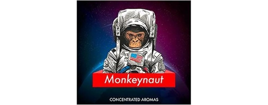 MONKEYNAUT SHOT SERIES