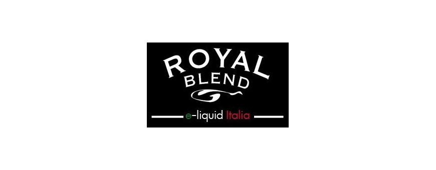 Royal Blend aromi scomposti doppia concentrazione smo-kingshop.it