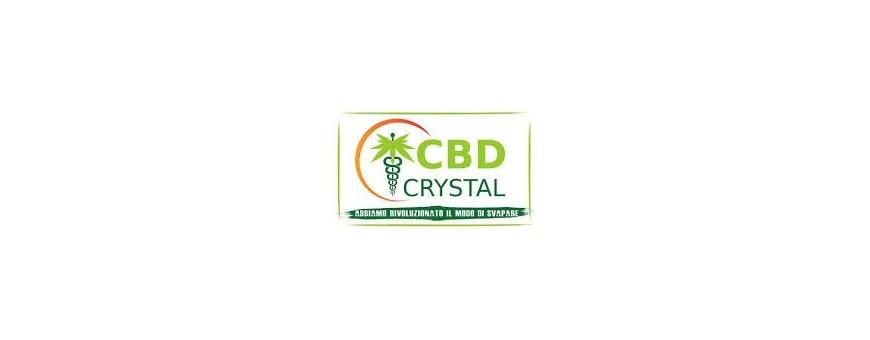 Aromi Crystal cbd al gusto Ganja cannabis i top1 cristalli cbd canapa