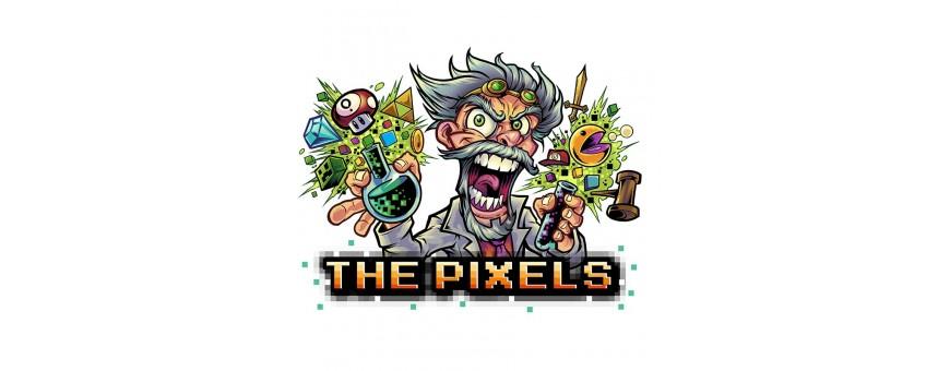 Pixels Flavour Concentrated Flavor