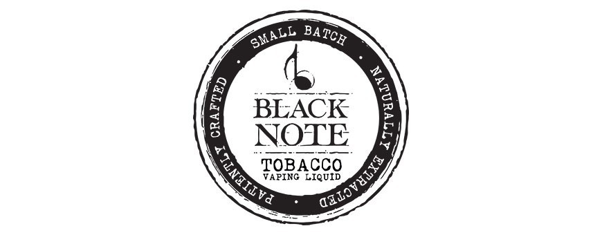 BLACK NOTE Aromi Concentrati 10ml per SIGARETTA ELETTRONICA da Smo-KingShop.it