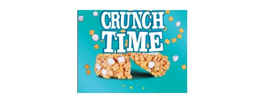 Crunch Time Concentrated Flavors